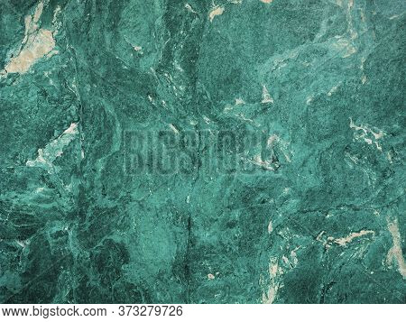 Green Jade Marble Stone Surface Texture Nature Background