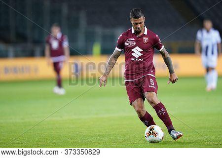 Torino (italy) 23th June 2020. Italian Serie A . Torino Fc Vs Udinese Calcio. Armando Izzo Of Torino