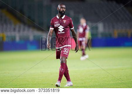 Torino (italy) 23th June 2020. Italian Serie A . Torino Fc Vs Udinese Calcio. Nicolas N\'koulou Of T