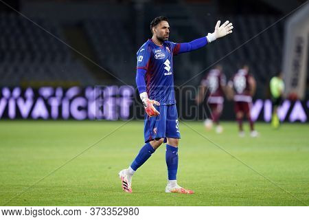 Torino (italy) 23th June 2020. Italian Serie A . Torino Fc Vs Udinese Calcio. Salvatore Sirigu Of To
