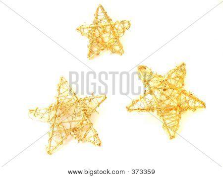 Christmas Stars Detailed