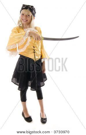 Pirate Girl!