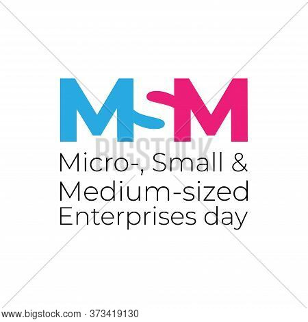 Design For Micro-, Small And Medium-sized Enterprises Day Campaign