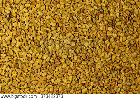 A Food Background Of The Fenugreek Seeds