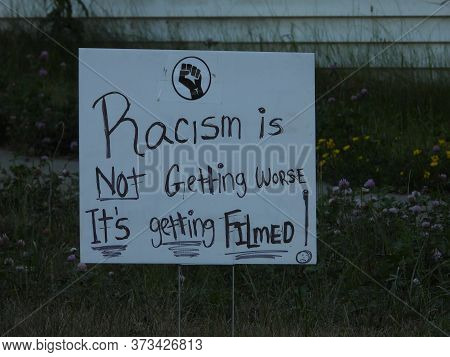 Racism Is Not Getting Worse. It's Getting Filmed