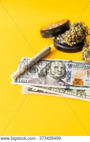 Cannabis Money Black Market. Money Weed. Cannabis In Economics. Sativa Thc Cbd. Joint Weed.