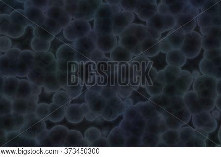 Amazing Creative Huge Amount Of Bio Virus Digitally Made Texture Illustration