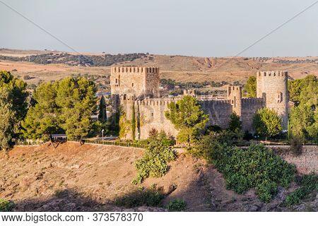 Castillo San Servando Castle In Toledo, Spain
