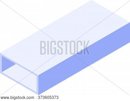 Air Ventilation Icon. Isometric Of Air Ventilation Vector Icon For Web Design Isolated On White Back