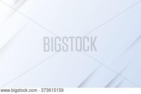 Elegant Geometric Light Gray Shiny Lines Minimal Subtle Abstract Background Vector Illustration