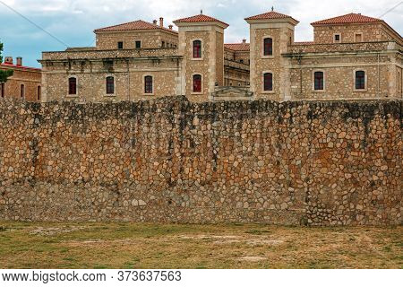 Castell De Sant Ferran, Baluarte Or Bastion Of Santa Tecla, Figueres, Spain