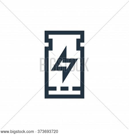 ticket icon isolated on white background from rock and roll collection. ticket icon trendy and moder