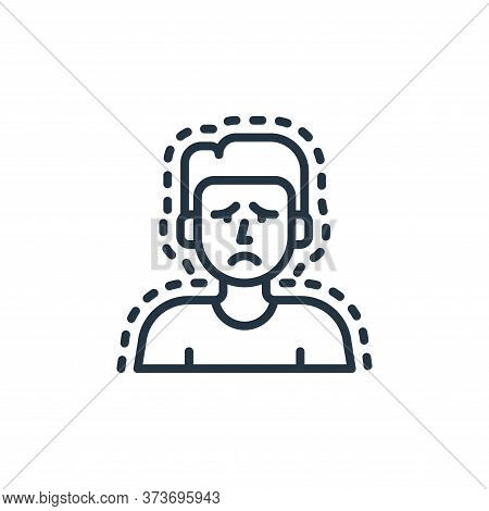 cold icon isolated on white background from coronavirus collection. cold icon trendy and modern cold