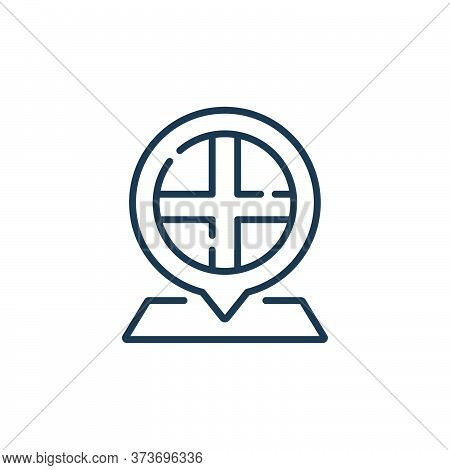 England Vector Icon From England Collection Isolated On White Background