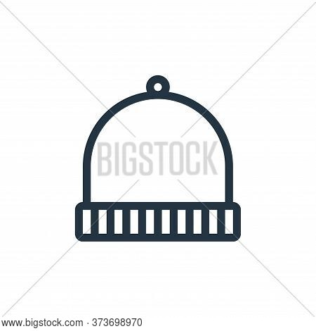 Beanie Vector Icon From Fashion Collection Isolated On White Background