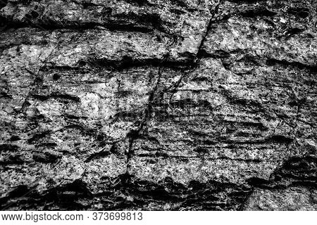 Stones Texture And Background. Rock Texture