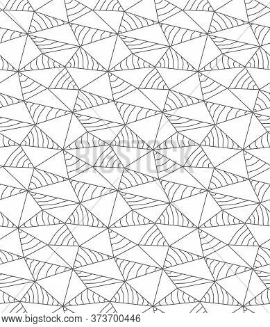 Repetitive Retro Vector Diagonal Design Texture. Repeat Simple Graphic, Poly Tile Pattern. Continuou