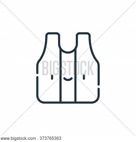 tank top icon isolated on white background from reggae collection. tank top icon trendy and modern t