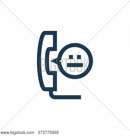 Customer Review Vector Icon From Feedback And Testimonials Collection Isolated On White Background