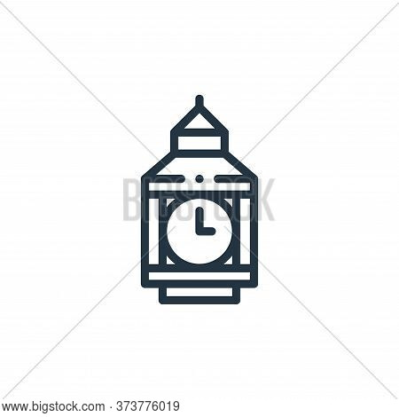 big ben icon isolated on white background from europe collection. big ben icon trendy and modern big