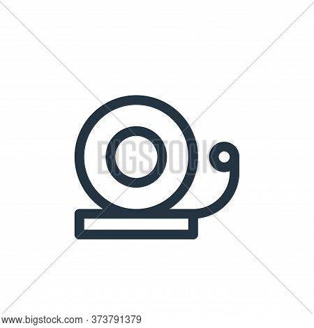 alarm bell icon isolated on white background from emergencies collection. alarm bell icon trendy and