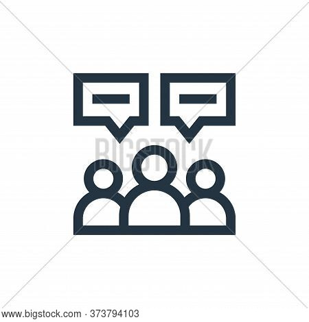 users icon isolated on white background from advertisement collection. users icon trendy and modern