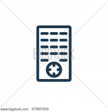 remote icon isolated on white background from technology collection. remote icon trendy and modern r
