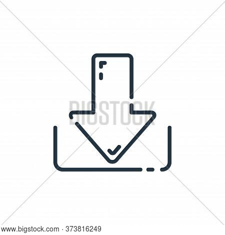 save icon isolated on white background from user interface collection. save icon trendy and modern s