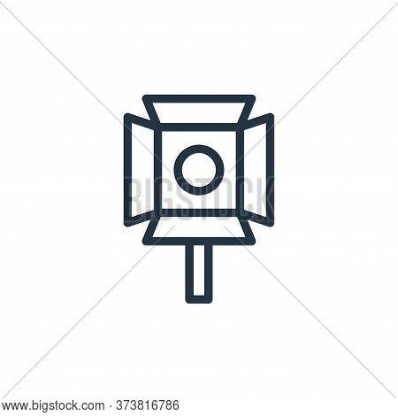 light icon isolated on white background from photography collection. light icon trendy and modern li