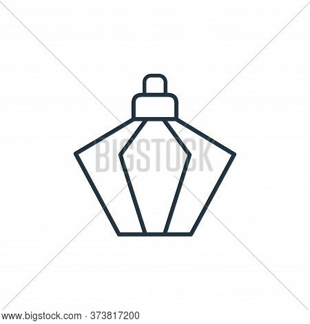 perfumes icon isolated on white background from accessory collection. perfumes icon trendy and moder