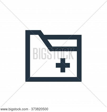 document icon isolated on white background from user interface collection. document icon trendy and