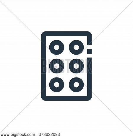 tablets icon isolated on white background from medical collection. tablets icon trendy and modern ta