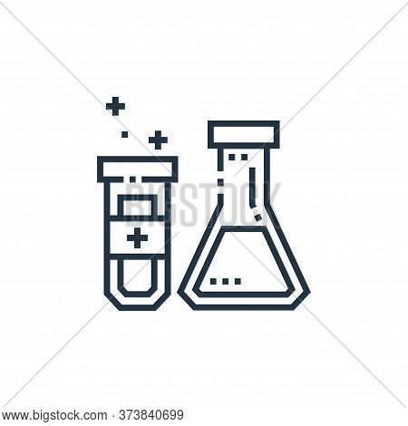 research icon isolated on white background from medical services collection. research icon trendy an