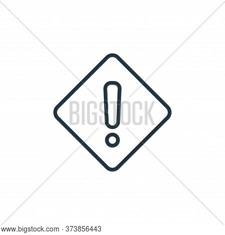 sign icon isolated on white background from stop virus collection. sign icon trendy and modern sign