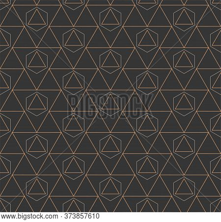 Repeat Elegant Vector Technology, Swatch Pattern. Repetitive White Graphic Dark Art Texture. Continu