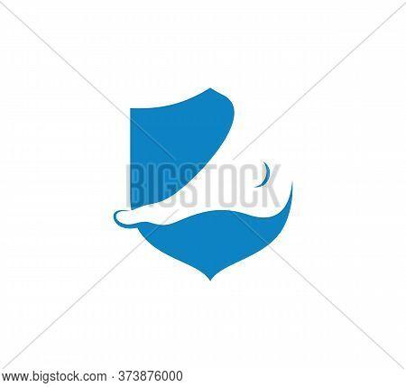 Shield Foot Logo Vector Template, Creative Of Foot Logo Design Concepts