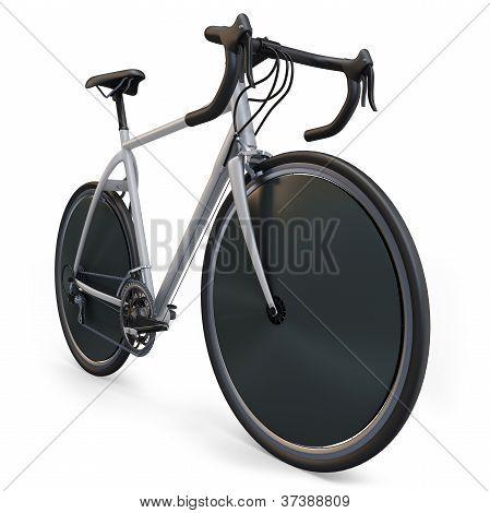 3d sport race bike