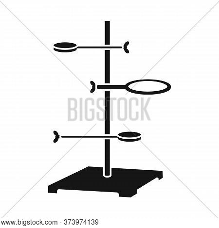 Vector Illustration Of Equipment And Lab Icon. Graphic Of Equipment And Biotechnology Vector Icon Fo