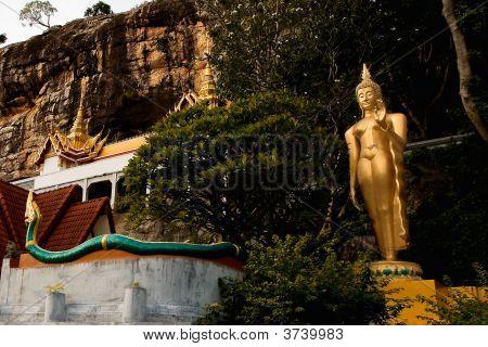 Monuments Of Buddah Saraburi
