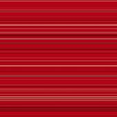 horizontal strip wallpaper in red - seamless tiling poster