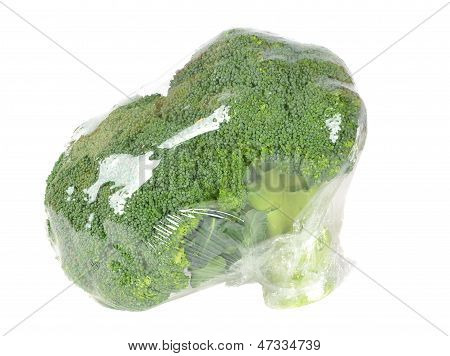 Fresh Pre Packed Broccoli