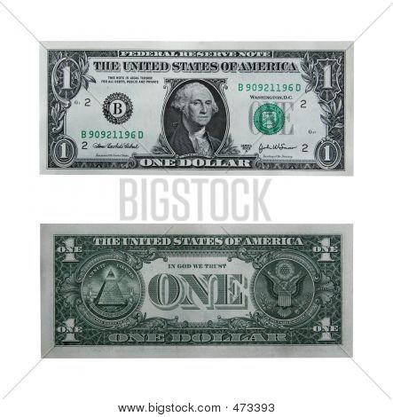 Dollar Bill Images Illustrations Vectors Free Bigstock