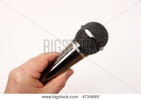 Hand Microphone