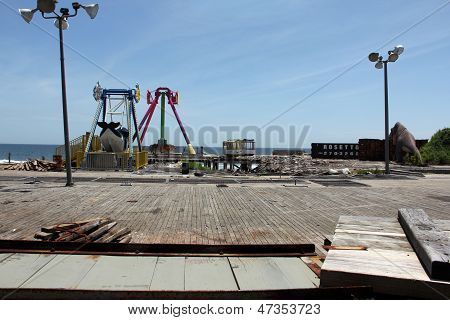 Funtown Pier, Seaside Heights, Nj