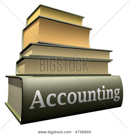Education books - accounting