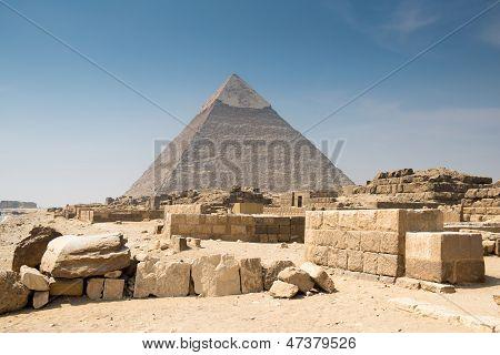 Pyramide von Khafre