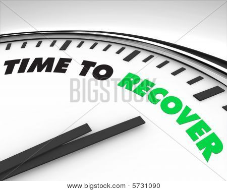 Time To Recover - Clock