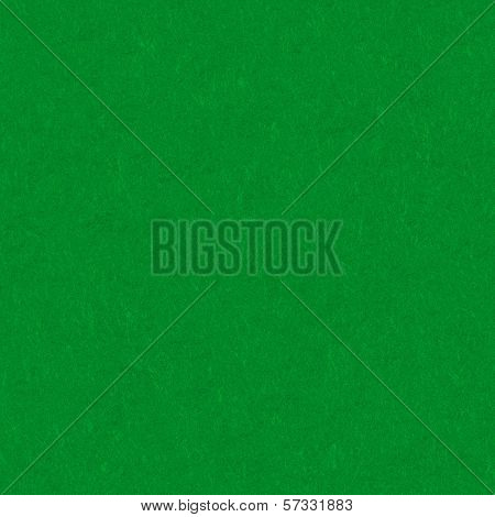 Green Worn Poker Or Pool Table Felt Texture