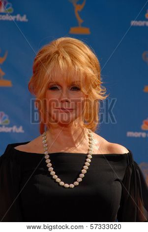 Ann-Margret  at the 62nd Annual Primetime Emmy Awards, Nokia Theater, Los Angeles, CA. 08-29-10