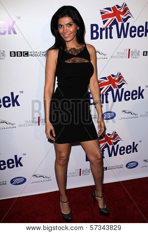 Sheila Shah at the Official Launch of BritWeek, Private Location, Los Angeles, CA 04-24-12
